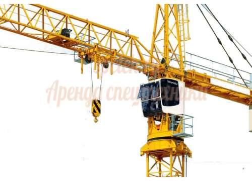 Башенный кран Аренда башенного крана КБ-405-1А