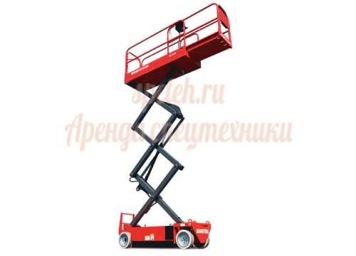 Подъемник Аренда строительного подъёмника мачтовый секционный ПМГ